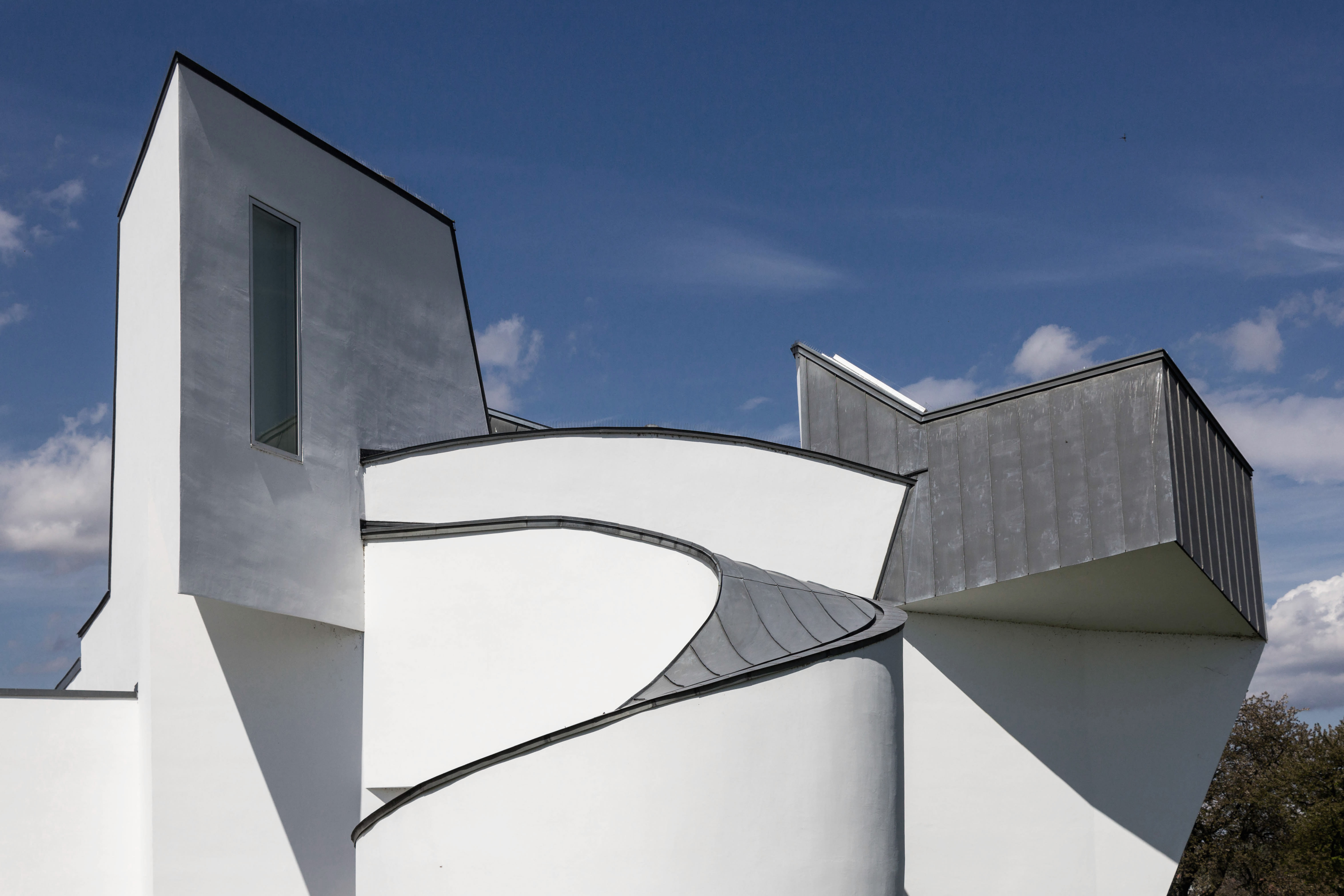 frank gehry, diego laurino · vitra design museum | vitra campus圖片